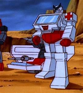 "Ratchet – ""You break it, I'll remake it.""   The G1 Journey"