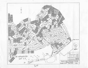 Lot 23 Map  U2013 Haywards Hume Cabin