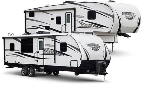 2018 Mesa Ridge Lite Travel Trailers Mr2802bh By Highland