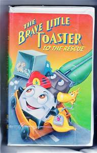 Free: VHS - Disney's The Brave Little Toaster To The ...