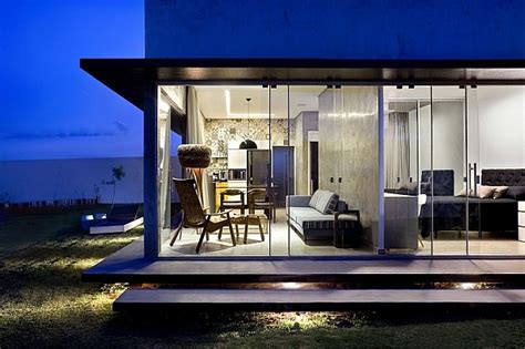 tiny designs brilliant box house  bold interiors