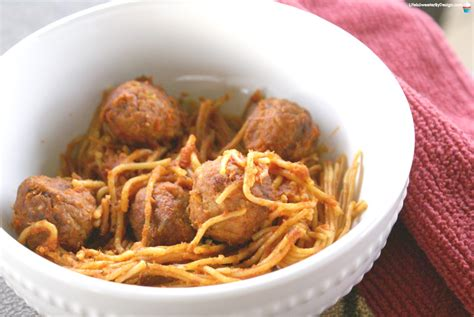 cooker spaghetti pressure cooker spaghetti and meatballs life is sweeter by design