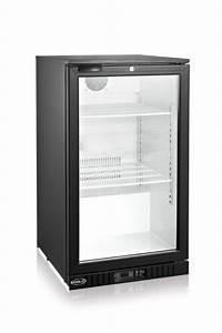 Refrigerateur Noir 1 Porte : r frig rateur commercial noir de comptoir 1 porte battante ~ Melissatoandfro.com Idées de Décoration