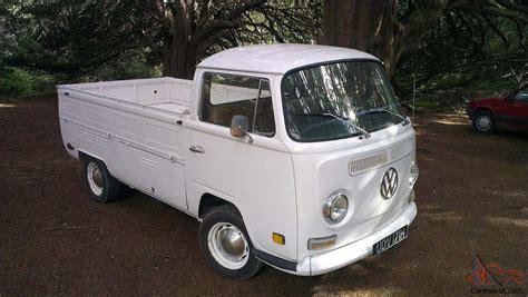 Volkswagen Type 2 Bay Window Pick Up 1970