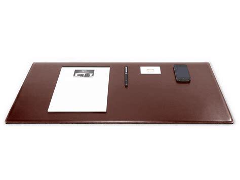 sous en cuir pour bureau sous de bureau en cuir marron sm700