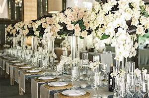 15 stunning orchid themed wedding centerpieces weddbook With orchid decorations for weddings