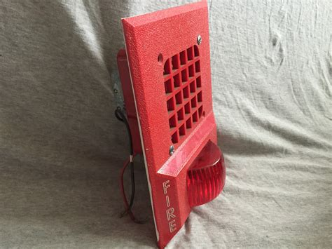 federal signal avd fire alarm collection