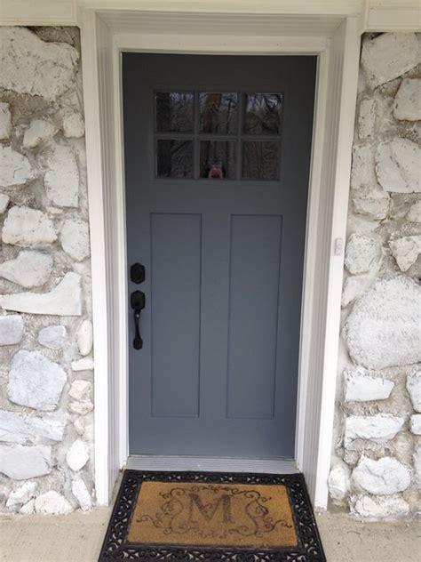 exterior door colors my new front door antique tin behr my new place