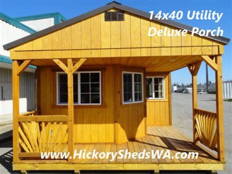 old hickory sheds wa barns cabins garage storage wash