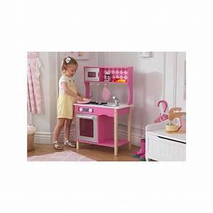 Cuisine Enfant En Bois : jouets cuisine pour enfant en bois sweet rose r ves merveilles ~ Teatrodelosmanantiales.com Idées de Décoration