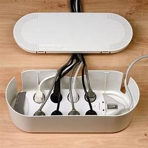 Gaine Pour Fil électrique : 15 id es pour cacher et ranger vos c bles fils et prises ~ Premium-room.com Idées de Décoration