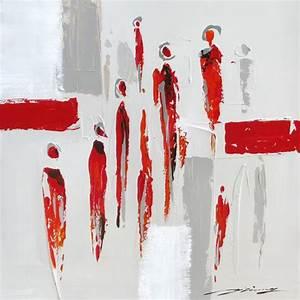 les 25 meilleures idees concernant salon rouge sur With couleur peinture pour salon moderne 14 tableau abstrait moderne rouge noir blanc