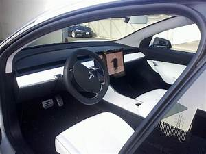 Tesla Model 3: Rare new picture inside of a working prototype emerge | Tesla Model 3 Owners Club