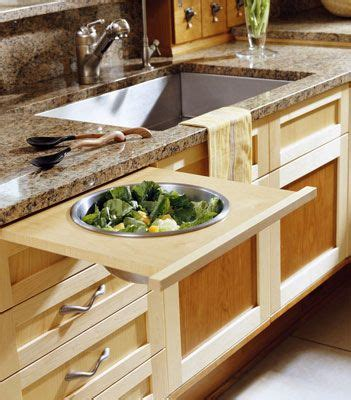 kitchen sink with sliding cutting board the world s catalog of ideas 9588