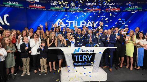 tilray ipo validation pot companies ceo marketwatch