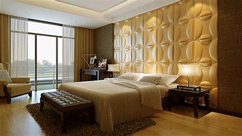 schlafzimmer  wandpaneele deckenpaneele