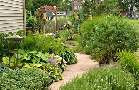 gorgeous vegetable garden is focus of lancaster landscape buffalo niagaragardening