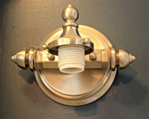 Diy Ball Jar Sconce Light