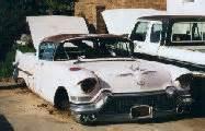 Carcasse De Voiture : etats unis la route 66 au texas ~ Melissatoandfro.com Idées de Décoration