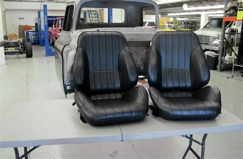 Prepping A Cab And Mounting Custom Bucket Seats