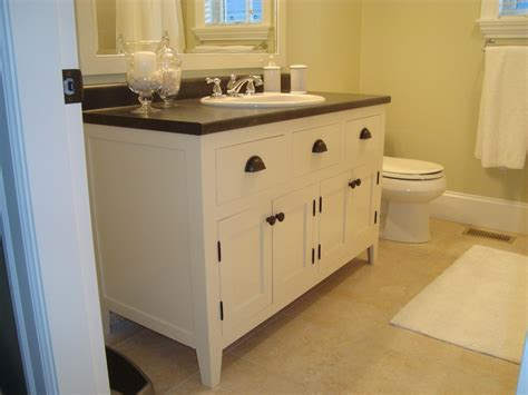 Cottage Style Bathroom Vanities Sink Country Bathroom