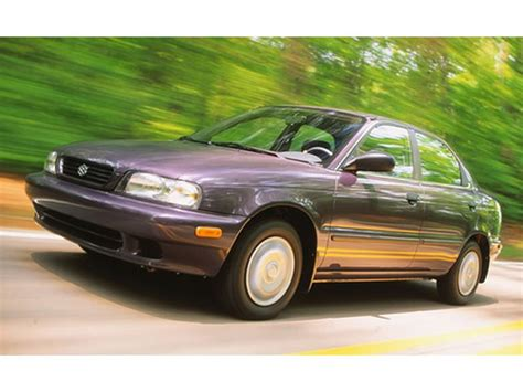 Suzuki Esteem Service Repair Manual Download 1995 96 97