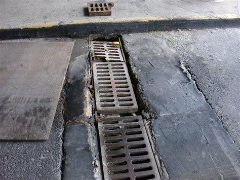 Drainage Concrete   Stone   Masonry Worker Inc.   Concrete