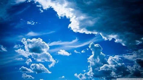 One Piece Wallpaper Iphone 5 Download Blue Clouds Wallpaper 1920x1080 Wallpoper 450791