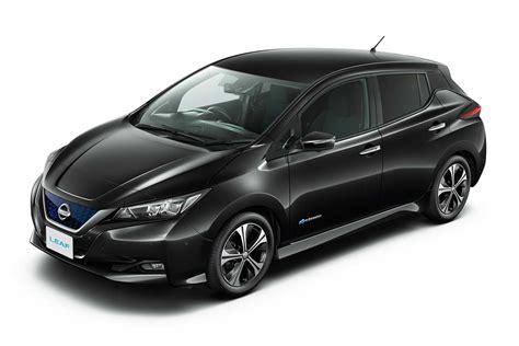 new nissan leaf 2018 super black | AUTOBICS