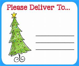 free printable christmas shipping labels With christmas address labels free shipping