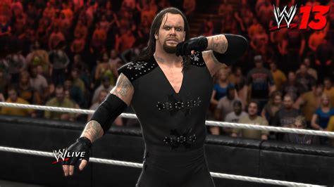 wwe  screenshots show cena undertaker  sheamus