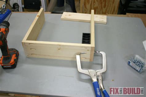 diy  drawer nightstand fixthisbuildthat