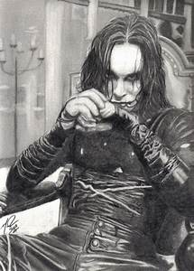 Eric Draven by mattyrich on DeviantArt
