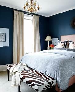 Navy Blue Room Accents Interiors BAS Blog