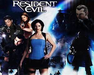 Wallpapers: Resident Evil Movie Wallpaper