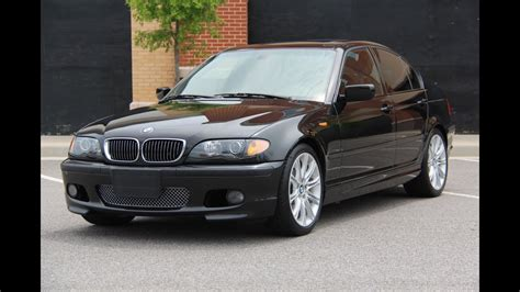 2005 Bmw 330i Zhp Performance Package Used Cars