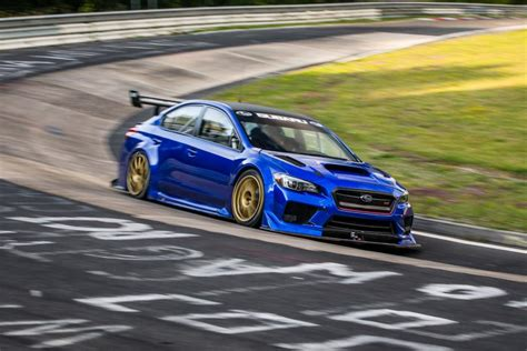 fastest subaru wrx subaru wrx sti type ra becomes fastest sedan around