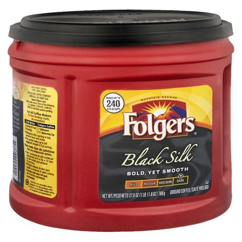 Shop for folgers coffee on sale online at target. Folgers Coffee Black Silk | Walgreens