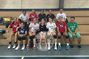 PH women's volleyball team almost in full force in first ...