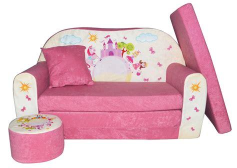 canapé et pouf lit enfant fauteuils canape sofa pouf et coussin