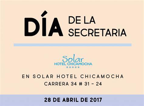 Celebre el Día de la Secretaria con este súper plan del ...