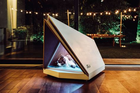 ford designs noise canceling dog kennel curbed