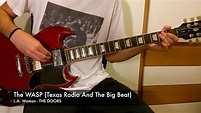 The WASP (Texas Radio And The Big Beat) - Guitar Tutorial ...