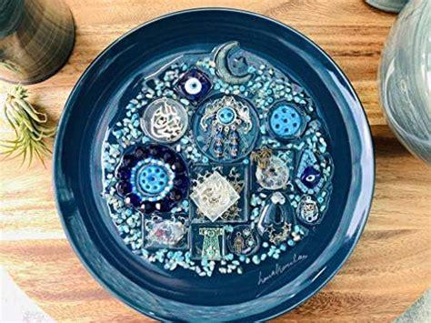 amazoncom handmade eid ramadan decorative plate