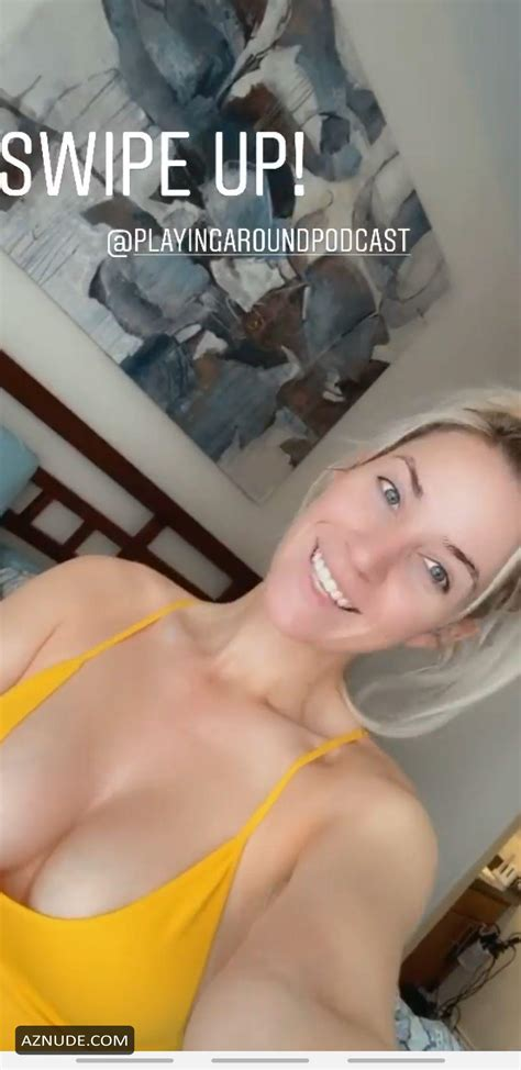 Paige Spiranac Non Nude Photo Collection From Instagram