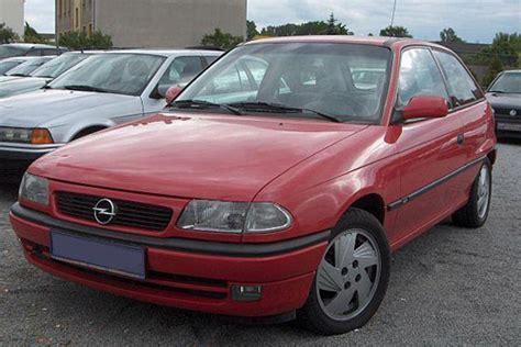 Vauxhall Opel Astra Kadett 1990-1999 Service Repair Manual