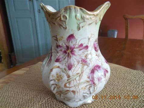 Vase Company by Antique S Fieldings Co Ayr Small Vase Ebay