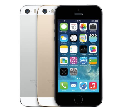 apple iphones apple iphone 5s notebookcheck it