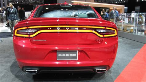 The New Dodge Charger by 2015 Dodge Charger Debuts At 2014 New York Auto Show Live