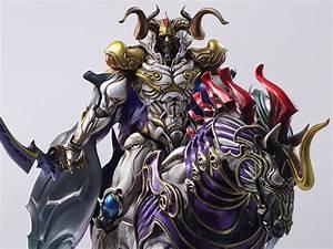 Final Fantasy Creatures Bring Arts Odin Sleipnir